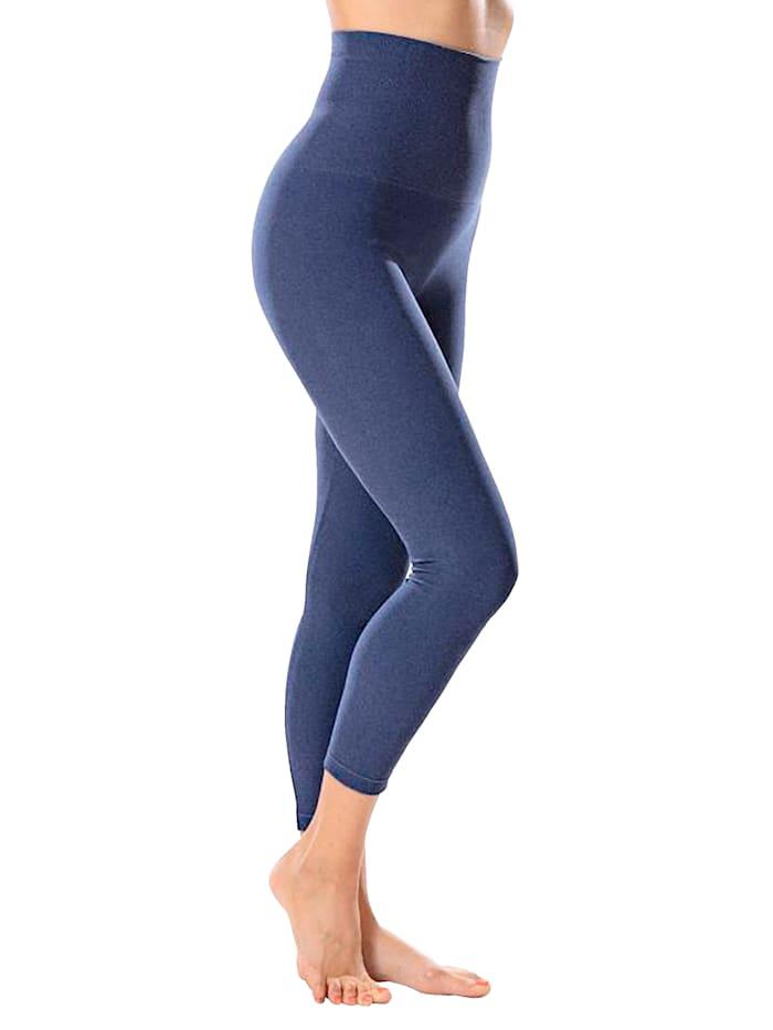 Janastyle Corrigerende legging voor een mooi silhouet, Blauw