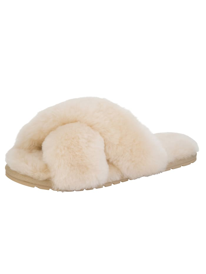 EMU Mayberry muiltje van heerlijk zacht lamsvacht