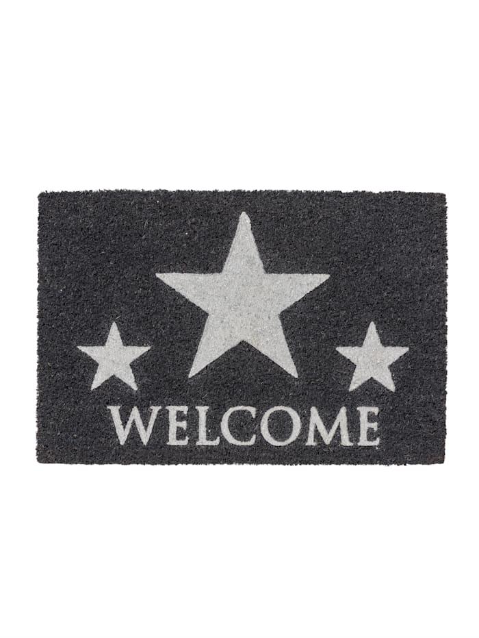 Fußmatte, Welcome Stern