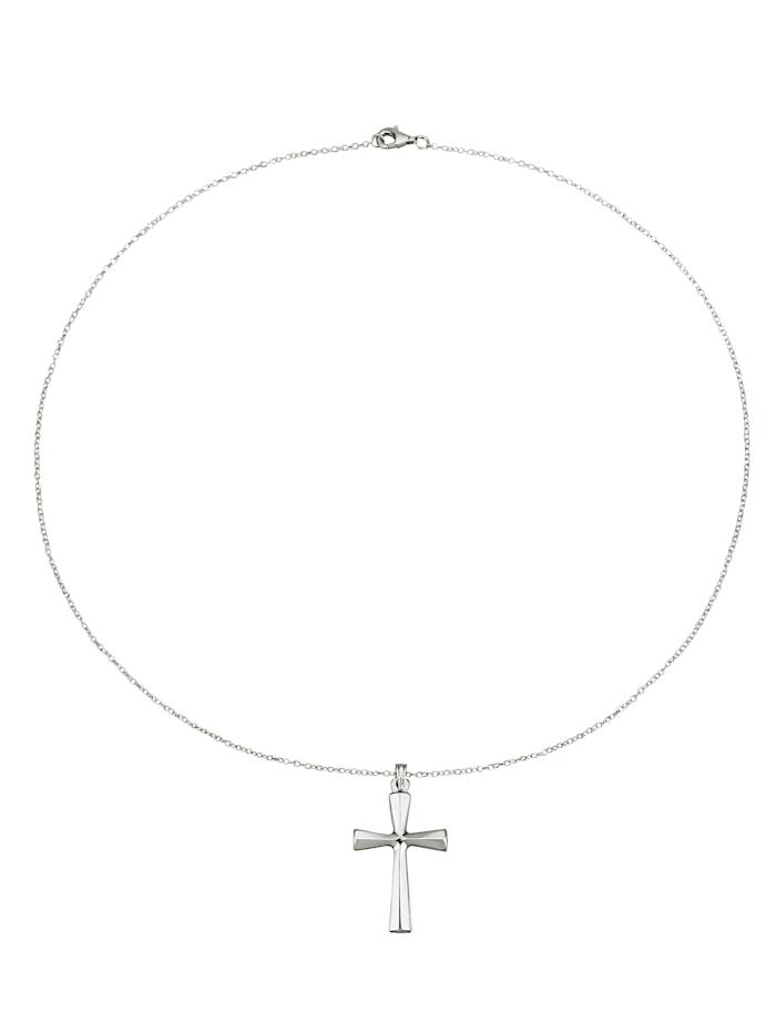 Hanger 'Kruis' met ketting