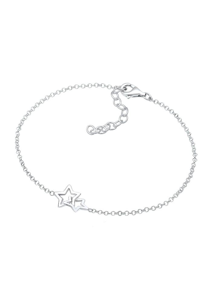 Armband Stern 925 Sterling Silber