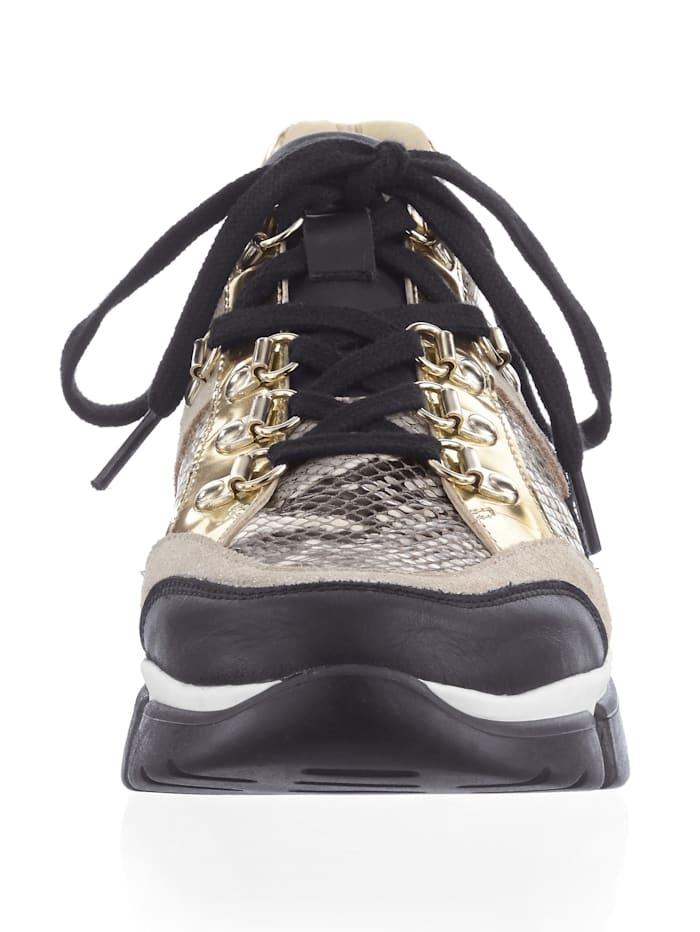 Sneaker als Highlight