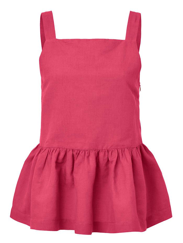 REKEN MAAR Top, Pink
