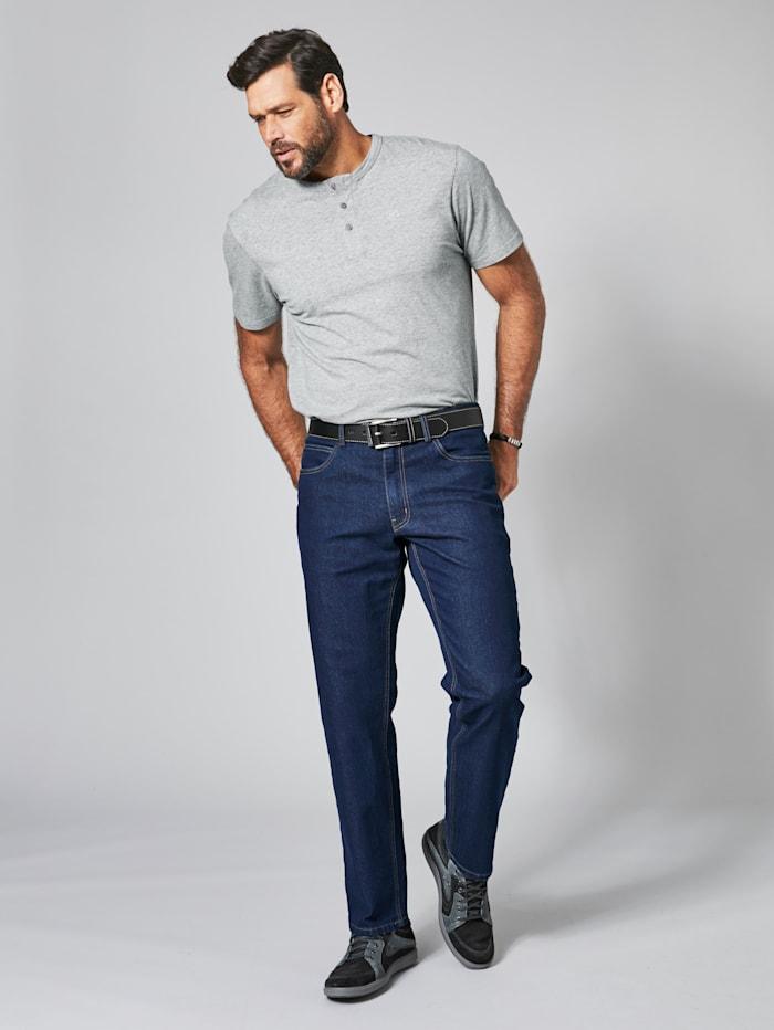 Men Plus Jeans, Dark blue