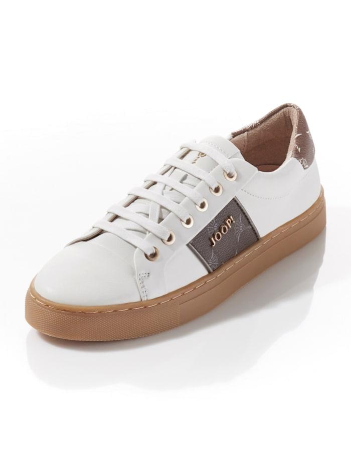 JOOP! Sneaker, Weiß/Braun