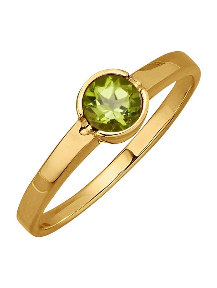 Diemer Farbstein Ring, Grønn