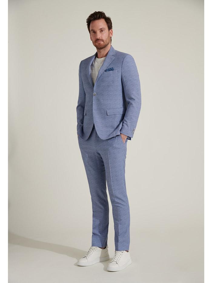 Anzug-Sakko mit allover Druck