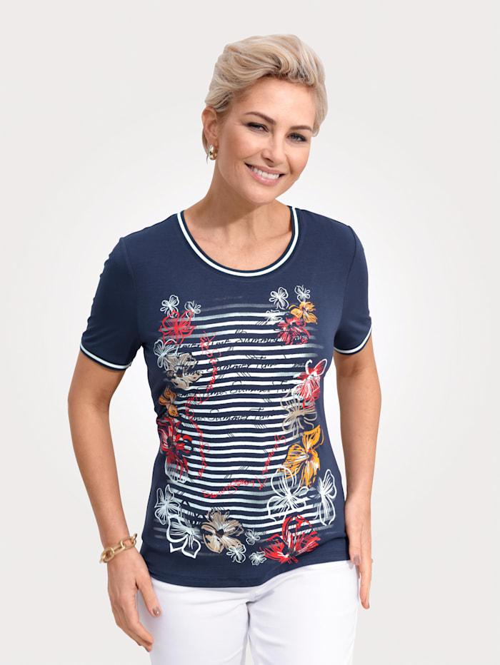 Barbara Lebek Shirt, Marineblau