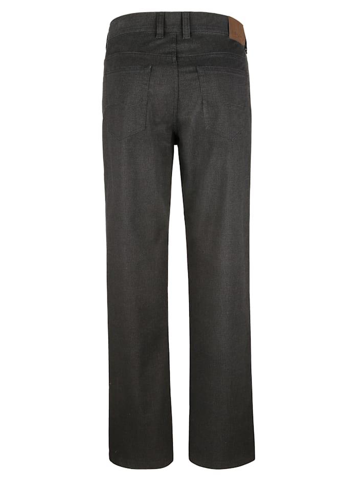 5-Pocket Hose in Woll-Optik