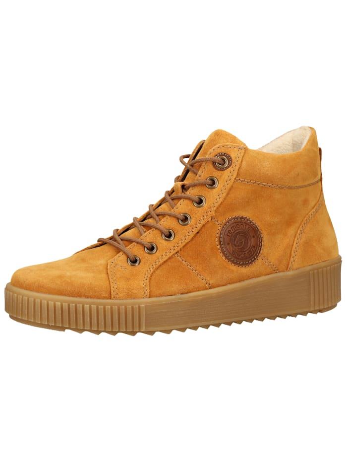 Remonte Remonte Sneaker, Gelb/Braun