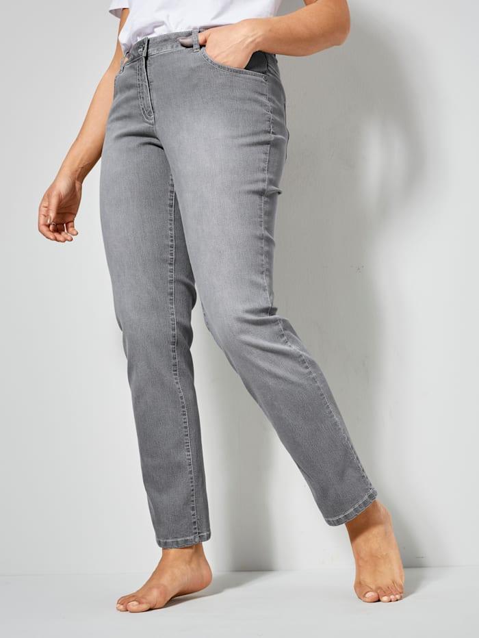 Dollywood Jeans EMMA Slim Fit, Grey