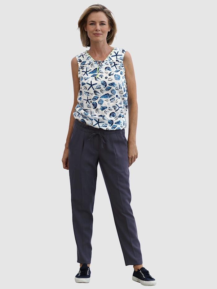Pantalon de coupe Sandra Slim