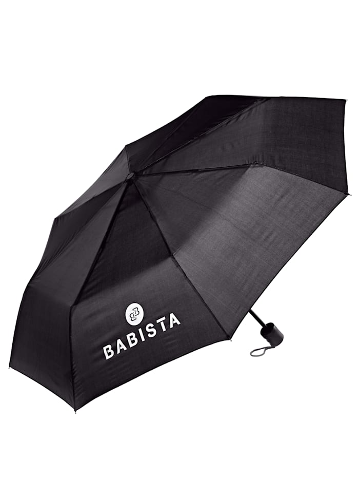 BABISTA Paraplu zwart, zwart
