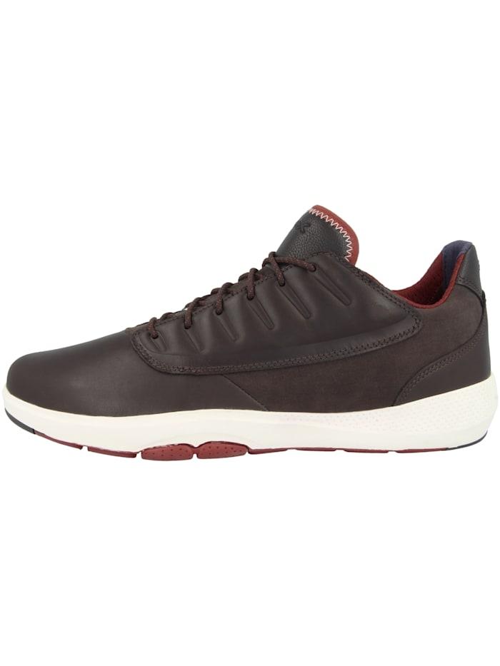 Geox Sneaker low U Modual B ABX A, braun