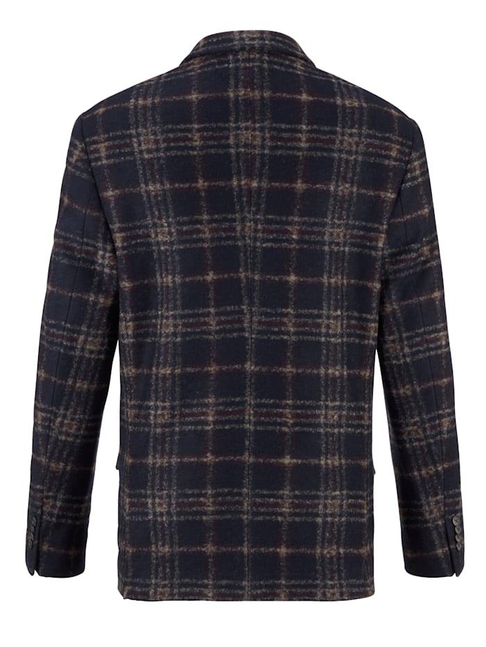 Veston en laine de fabrication européenne
