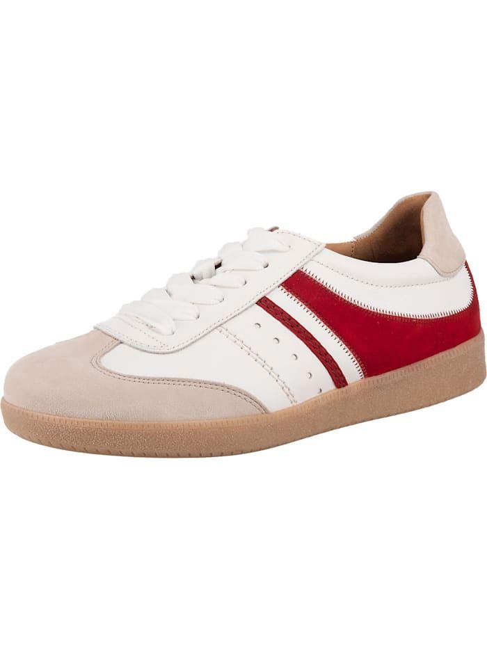 Gabor Sneakers Low, weiß-kombi