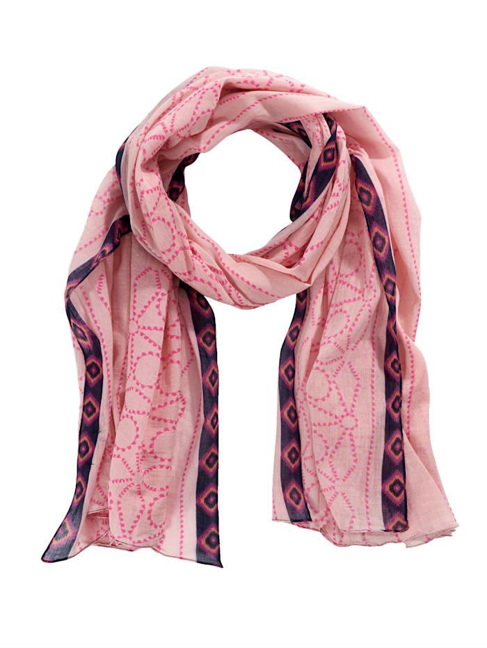 Unmade Copenhagen Schal, rosa