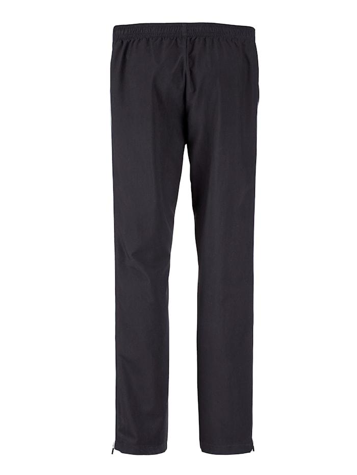 Pantalon fonctionnel avec bas de jambes zippé
