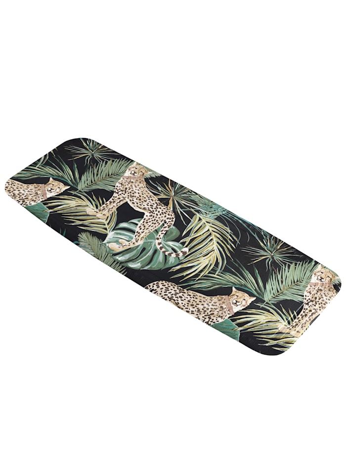 Kleine Wolke Halkskydd för badkar – safari, Flerfärgad