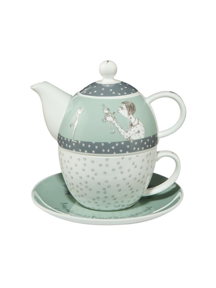 Goebel Goebel Tea for One Barbara Freundlieb - Prinz oder nicht, Prinz oder nicht