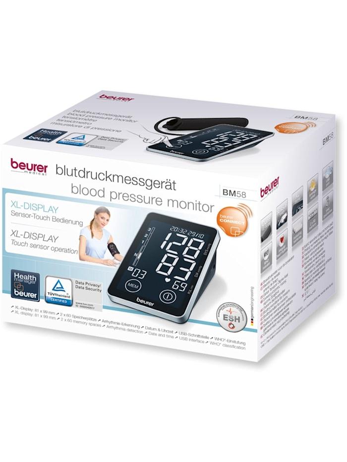 Blutdruckmessgerät Blutdruckmessgerät BM58 Ja