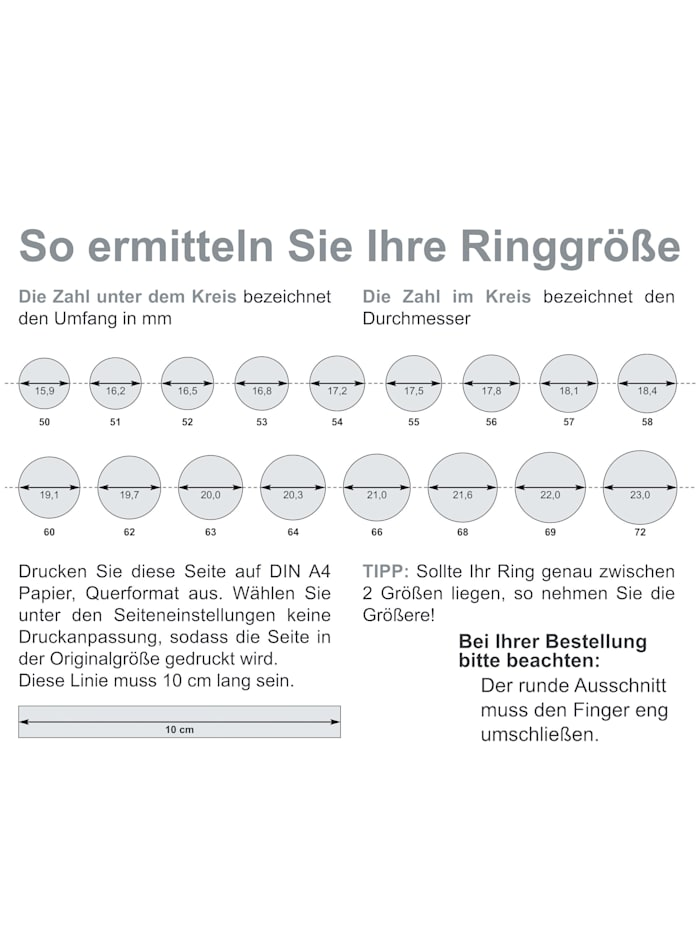 Ring 925/- Sterling Silber Glänzend