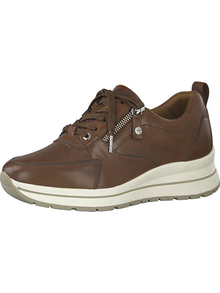 Tamaris Pure Relax Sneakers Low, cognac