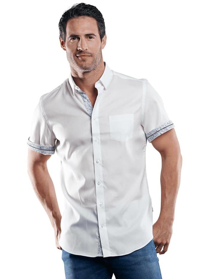 Engbers 100% bügelfreies Hemd, Reinweiss