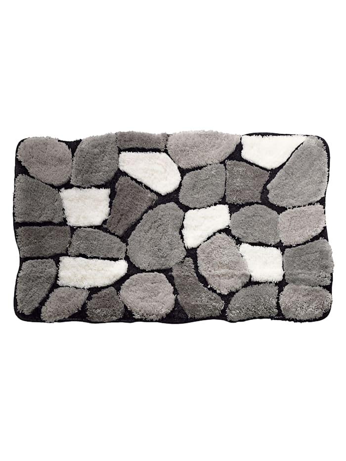 Webschatz Badmatten Stone, grijs