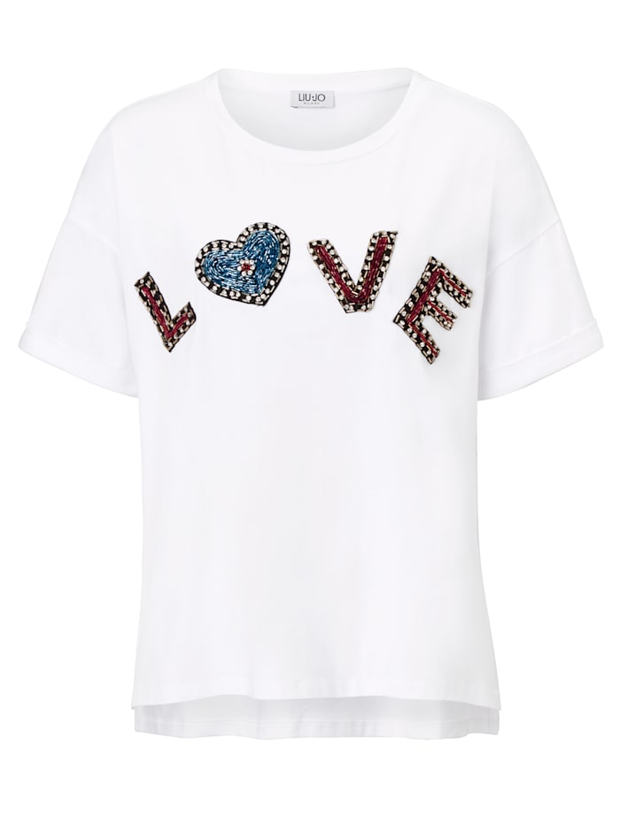 LIU JO T-Shirt, Weiß