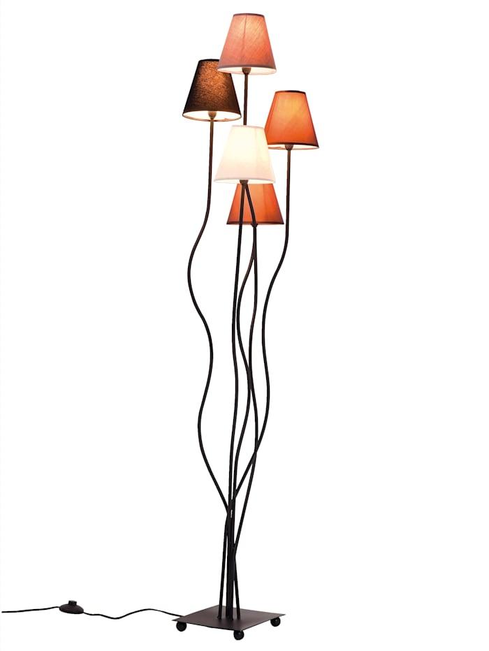 Kare Design Golvlampa, Brun