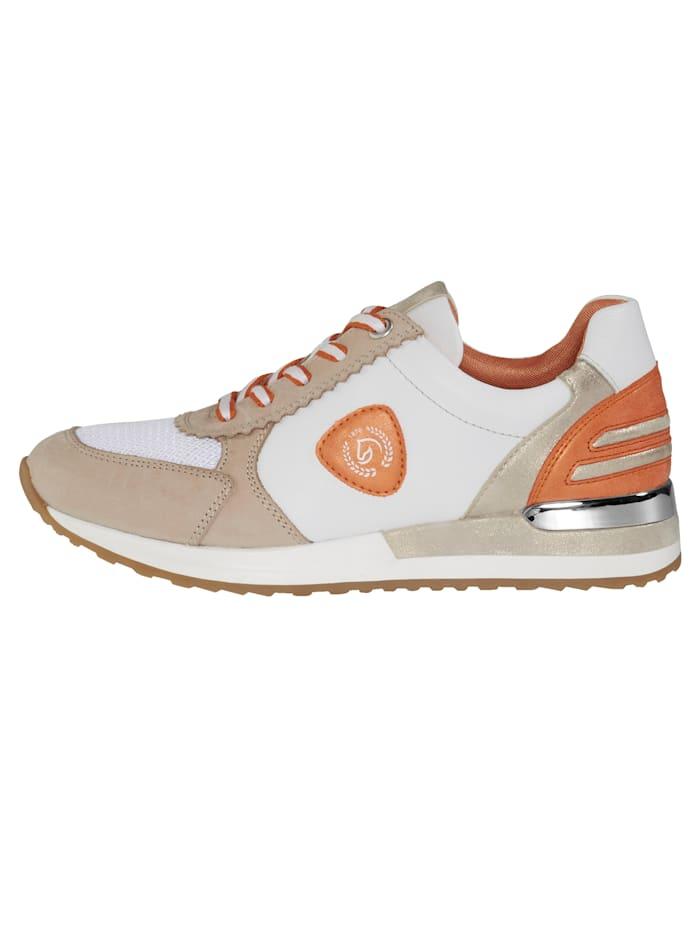 Sneaker in harmonischer Farbkombination