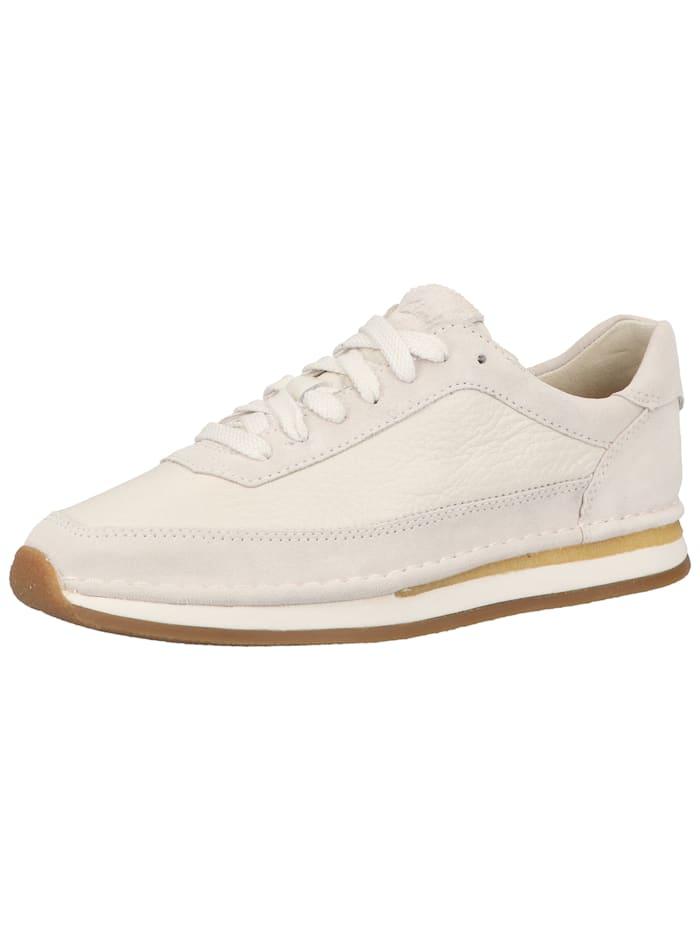 Clarks Clarks Sneaker, Weiß