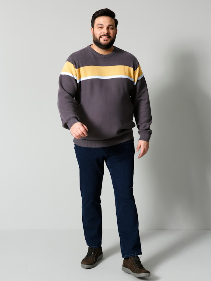 Pullover Spezialschnitt Spezialschnitt