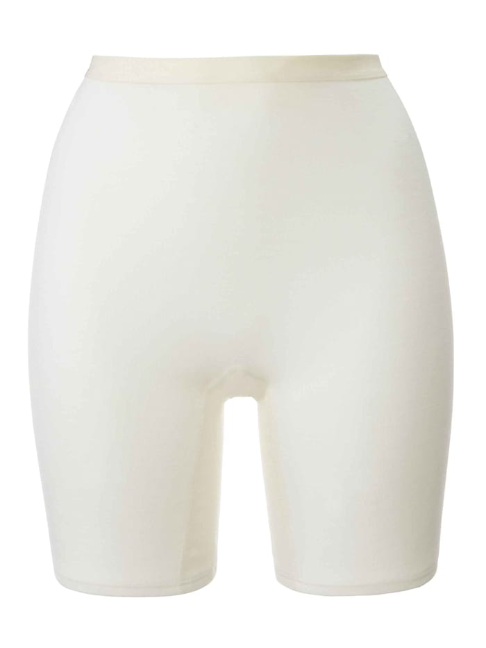 Calida Pants aus Wolle-Seide Ökotex zertifiziert, cream white