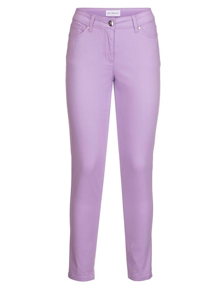 AMY VERMONT Hose in angesagten Farben, Lavendel