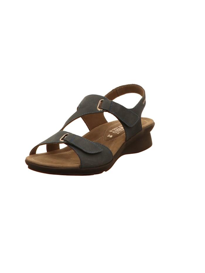 Mephisto Sandalen/Sandaletten, blau