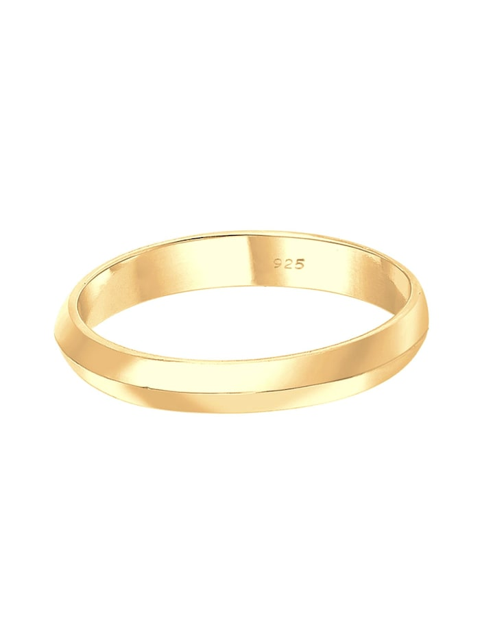 Ring Paaring Basic Trend Stapelring 925 Silber