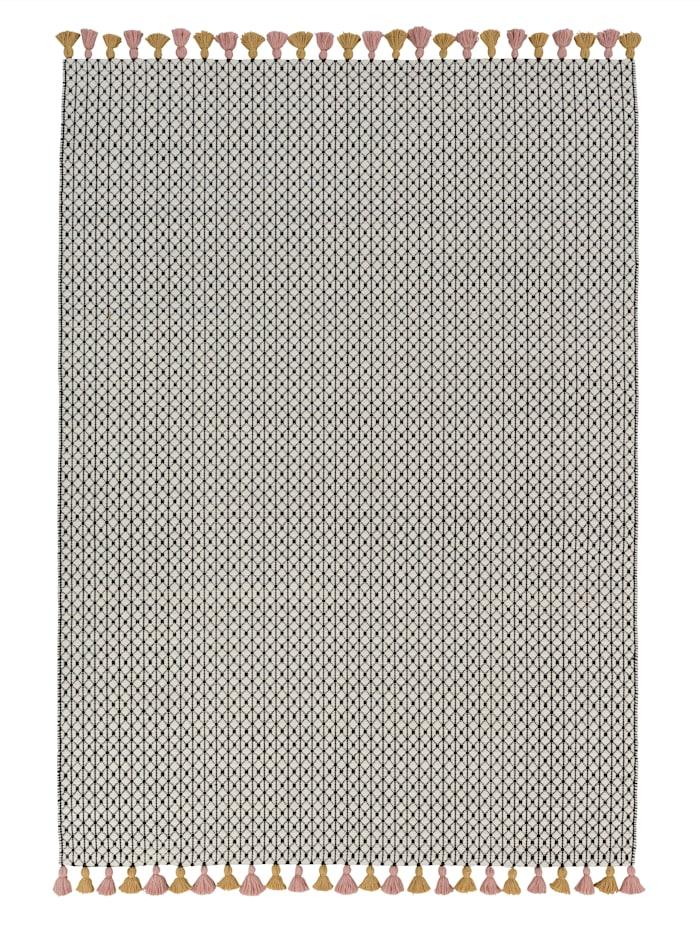 Schöner Wohnen Kollektion Teppich, Insula, Rosa