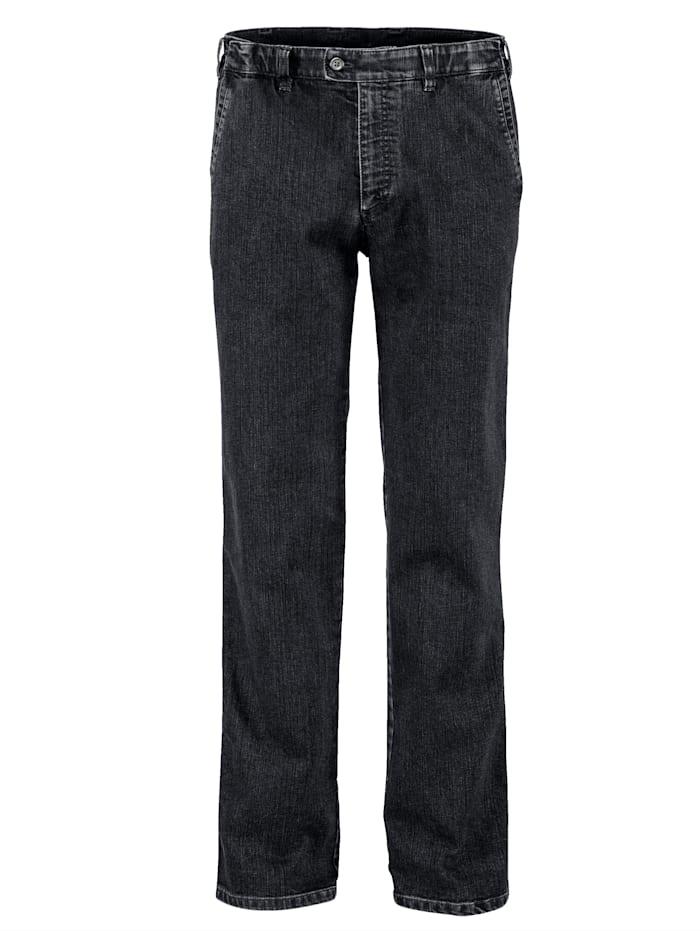 BABISTA Jeans met 7 cm meer bandwijdte, Zwart