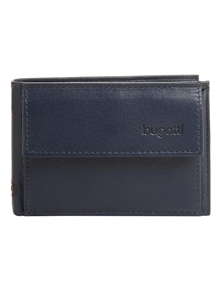 Bugatti Geldbörse SEMPRE, blau