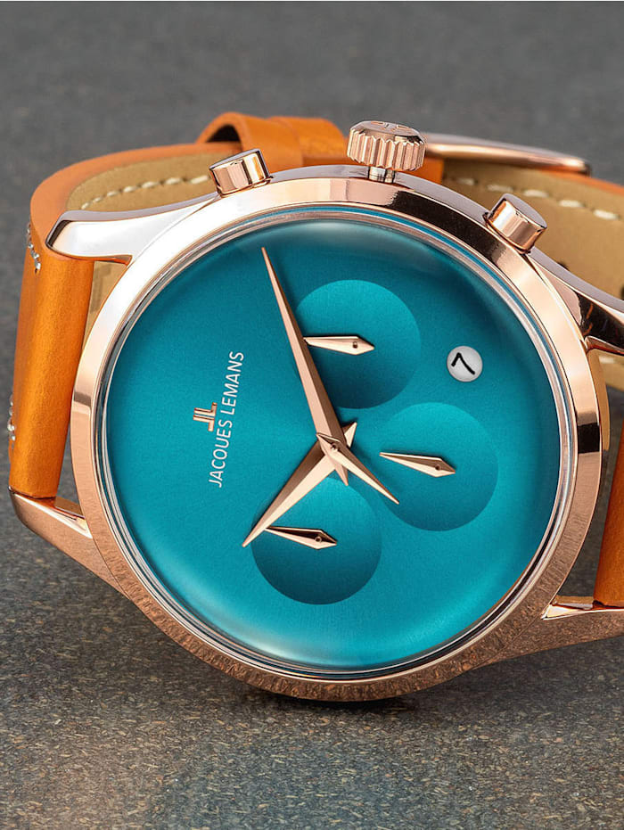 Herren-Uhr Chronograph Serie: Retro Classic, Kollektion: Retro Classic: 1- 2067F