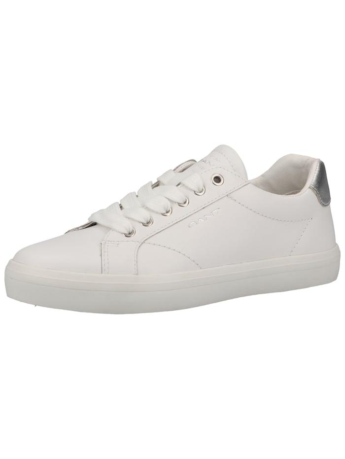 GANT GANT Sneaker, Weiß/Silber