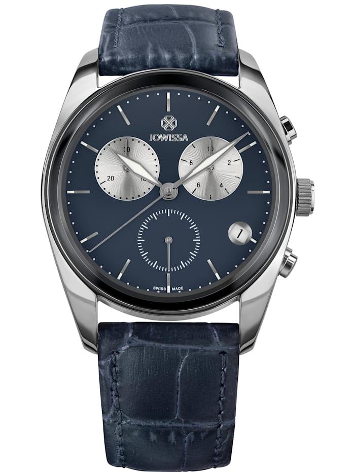 Jowissa Quarzuhr Lux Swiss Men's Watch, blau