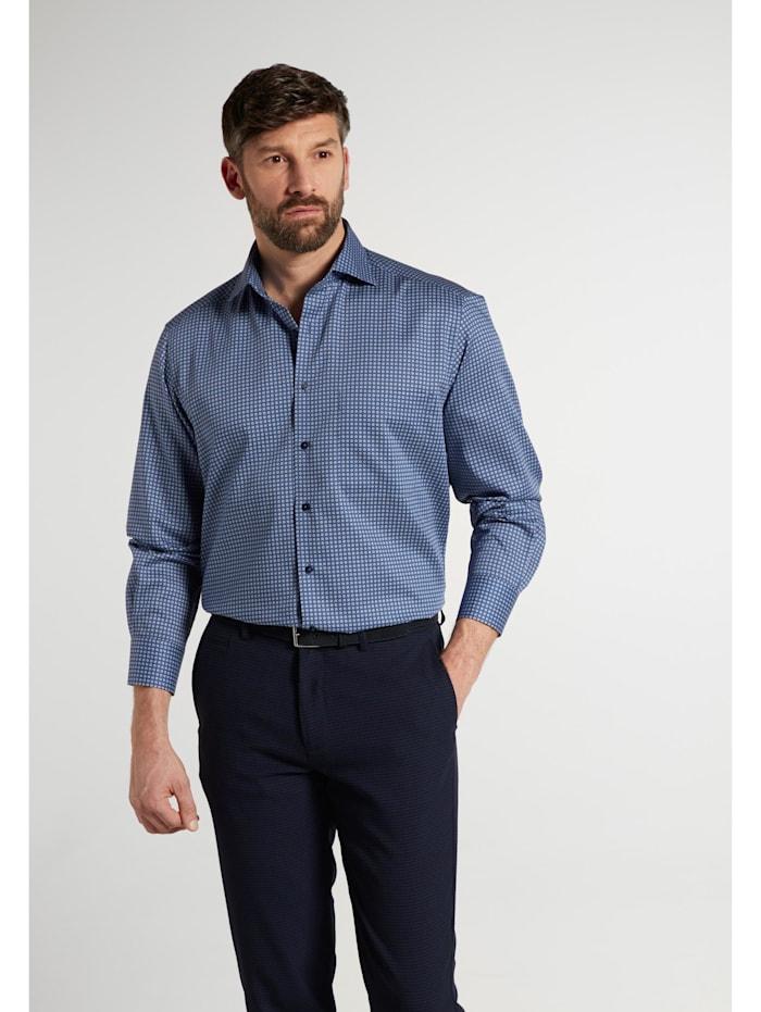 Eterna Eterna Langarm Hemd COMFORT FIT Eterna Langarm Hemd COMFORT FIT, blau/marine