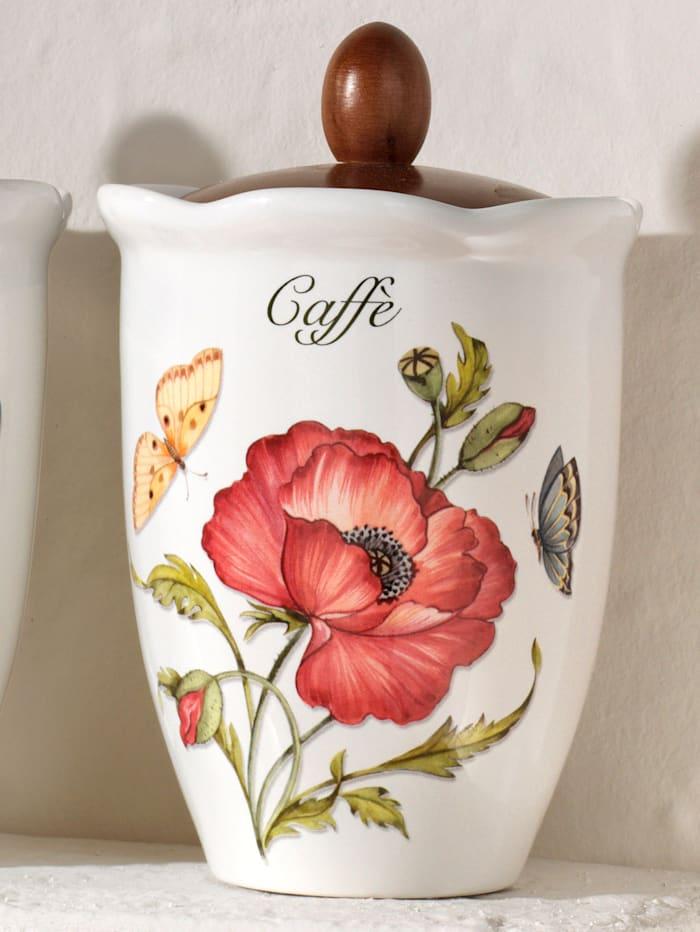 Förvaringsburk för kaffe,Giardino Botanico