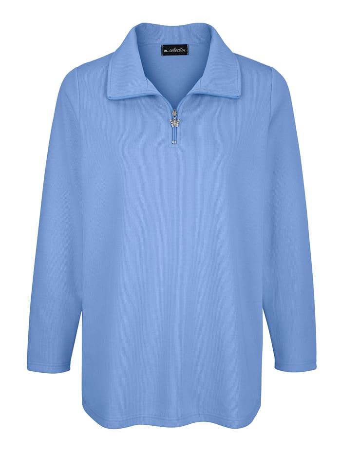 Sweatshirt in trendy basic model