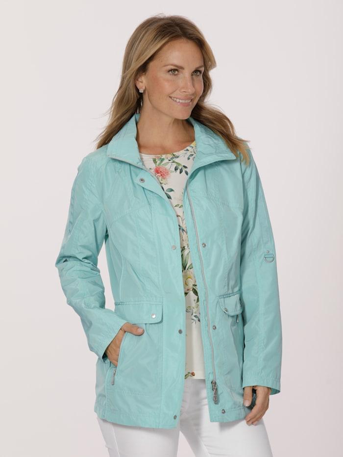 MONA Longline jacket, Mint