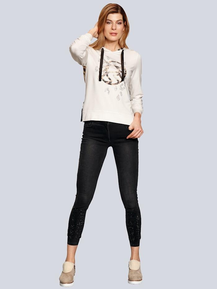 Jeans in schmaler Silhouette