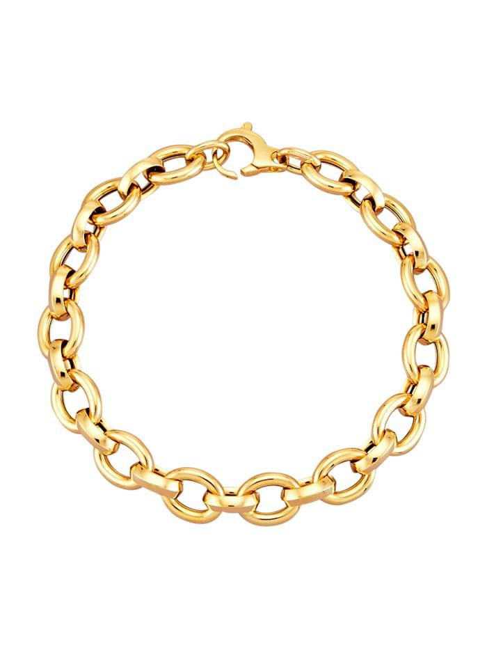 Diemer Gold Ankerarmband, Geelgoudkleur